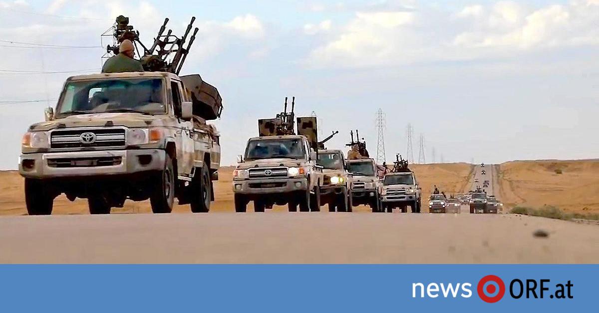"""Marsch auf Tripolis: """"Wenig Raum für Deeskalation"""" in Libyen"""