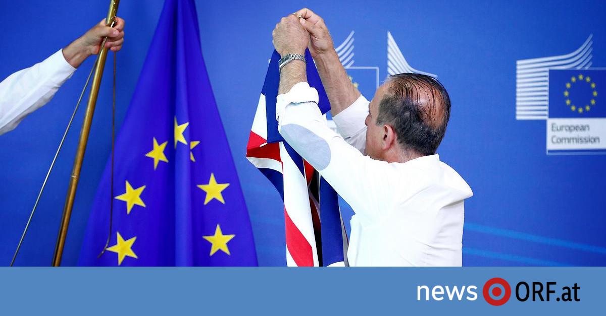 Treffen in Brüssel: Entscheidender EU-Gipfel zu Brexit