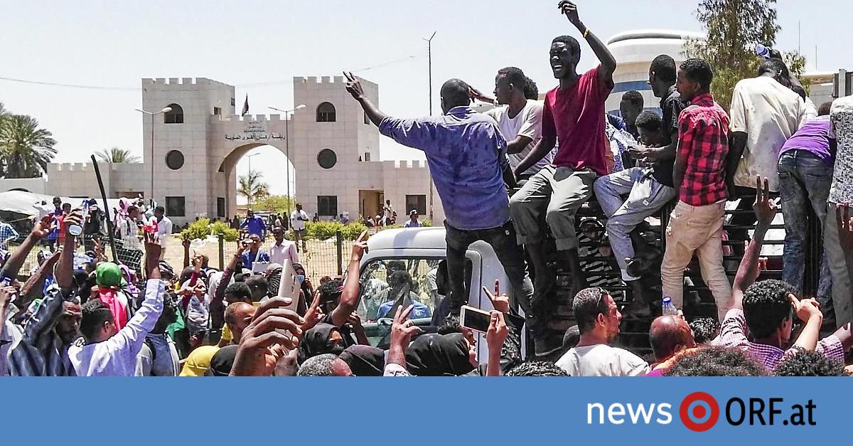 Proteste im Sudan: Langzeitregent Baschir erstmals unter Druck