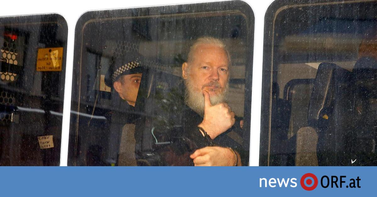 Botschaftsasyl aufgehoben: WikiLeaks-Gründer Assange verhaftet