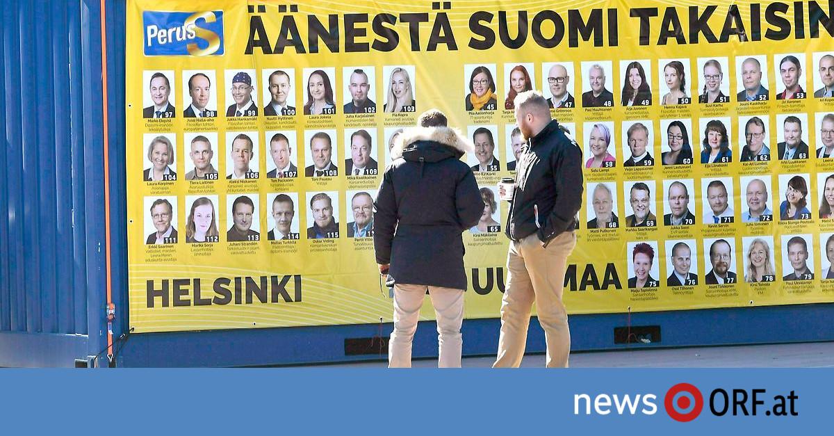 Finnland wählt: Links und rechts viel Bewegung möglich