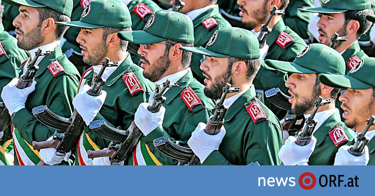 Neue Eskalation mit Iran: USA setzen Revolutionsgarden auf Terrorliste