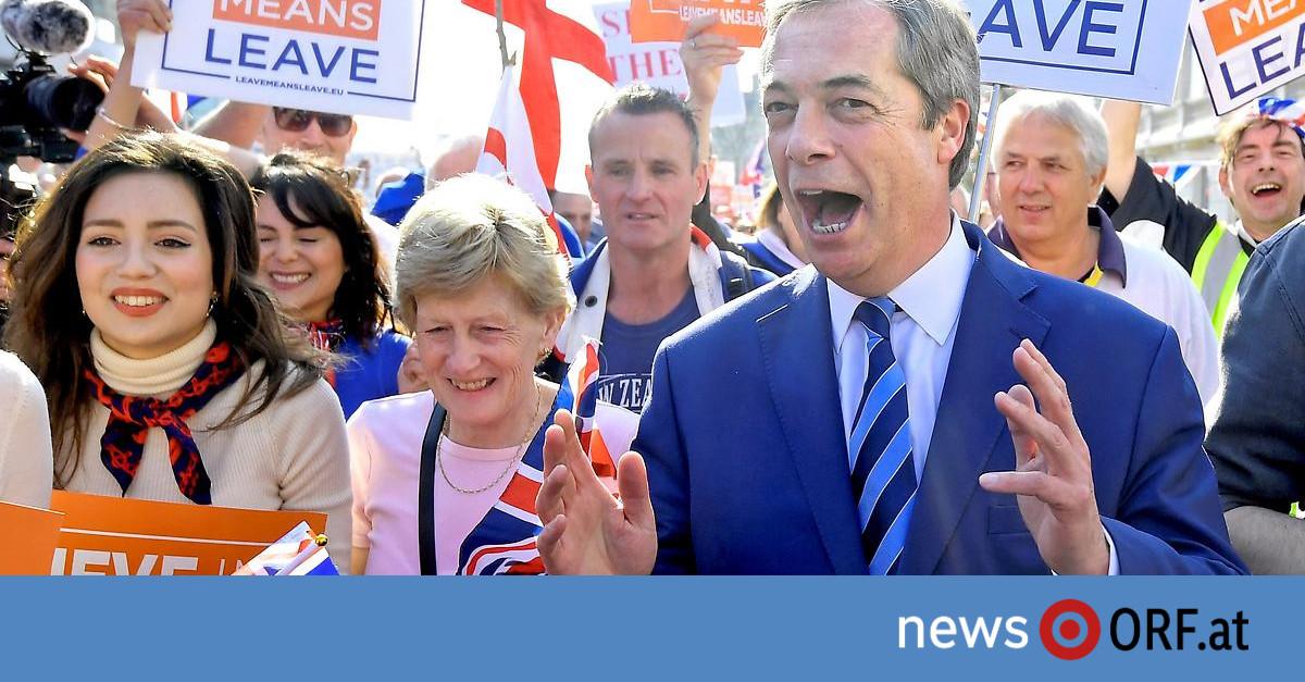 """""""73 Klone von Nigel Farage"""": Furcht vor britischer Teilnahme an EU-Wahl"""