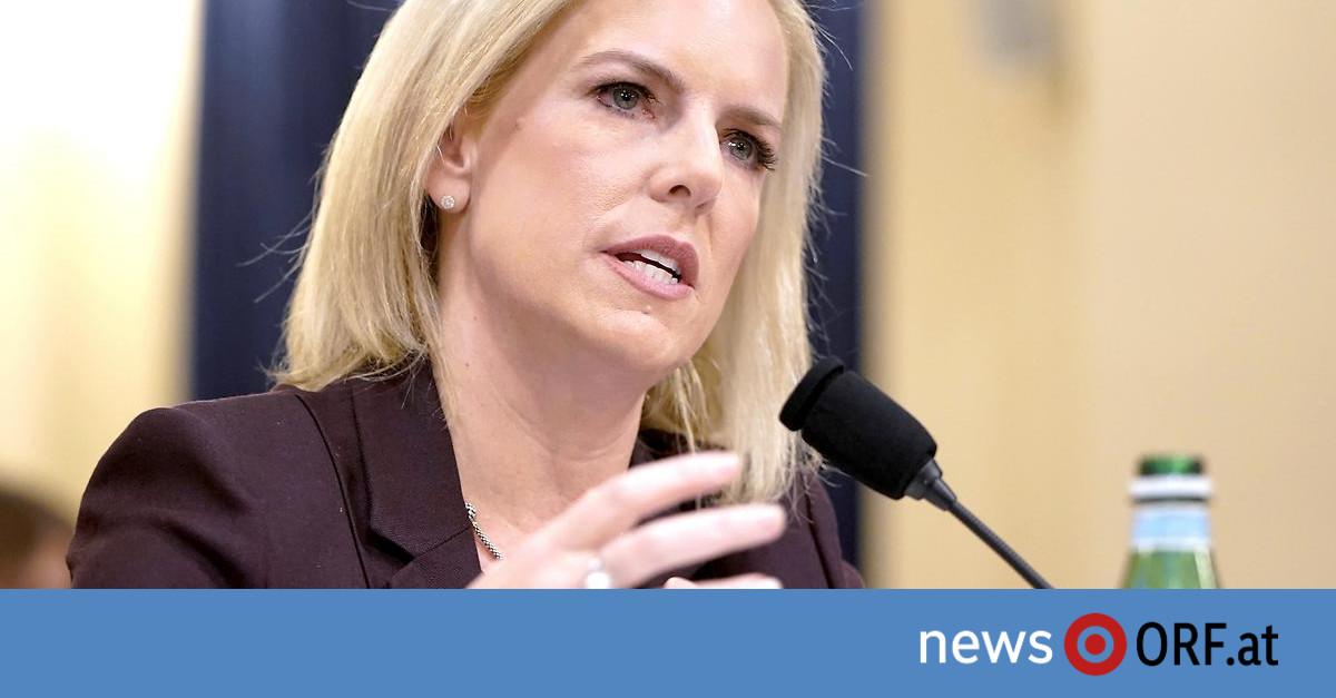 USA: Trumps nächste Ministerin geht