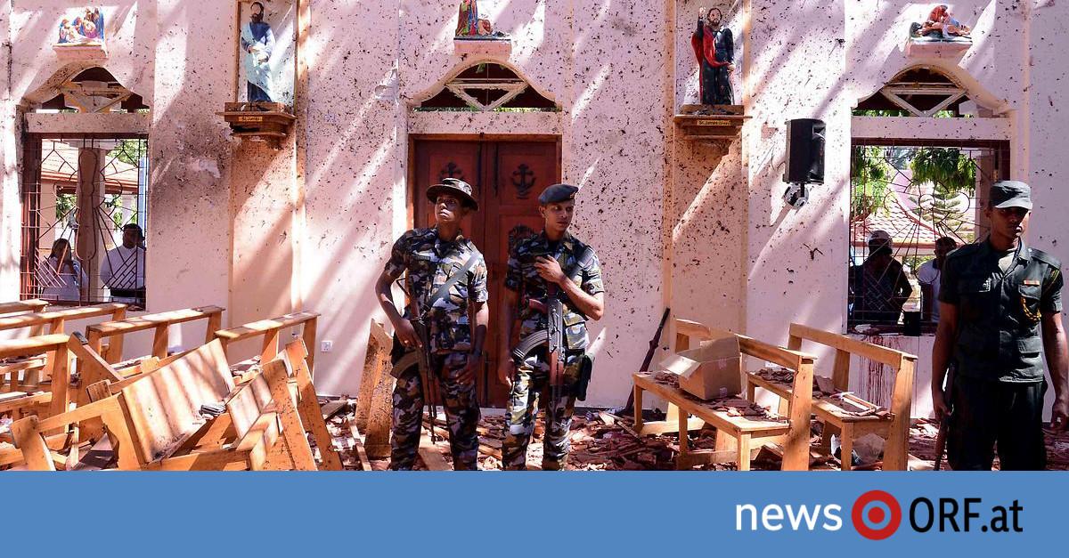Explosionen in Sri Lanka: Zahlreiche Touristen unter den Opfern
