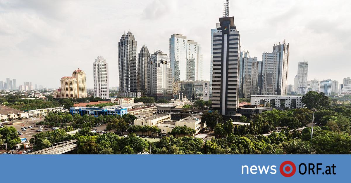 Überfüllt: Indonesien will Hauptstadt verlegen