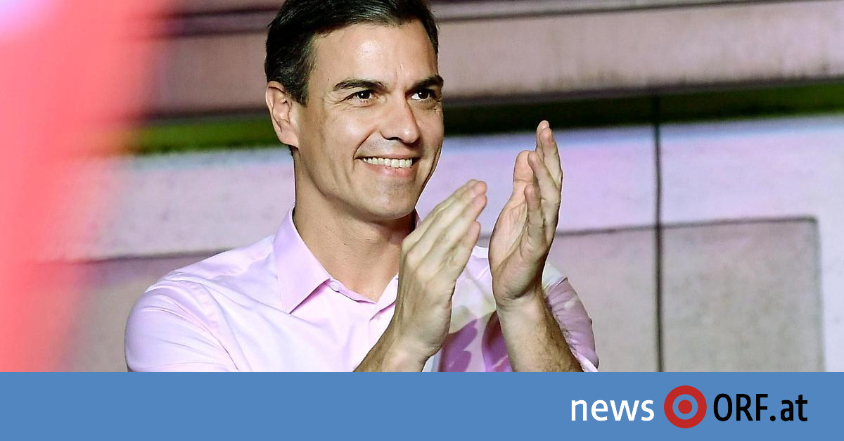 Patt in Spanien: Wahlsieger Sanchez vor schwieriger Aufgabe