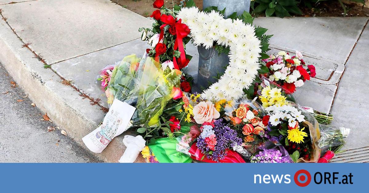 Tote durch Attentat: Dramatische Szenen in US-Synagoge