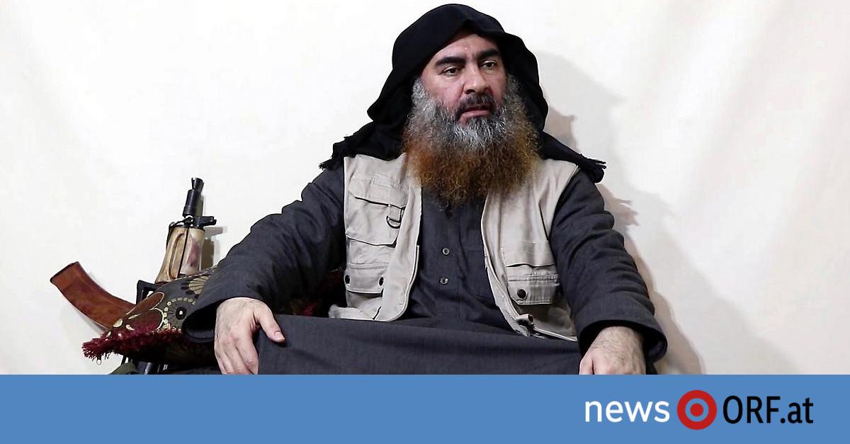 Nach fast fünf Jahren: IS-Chef Bagdadi meldet sich per Video