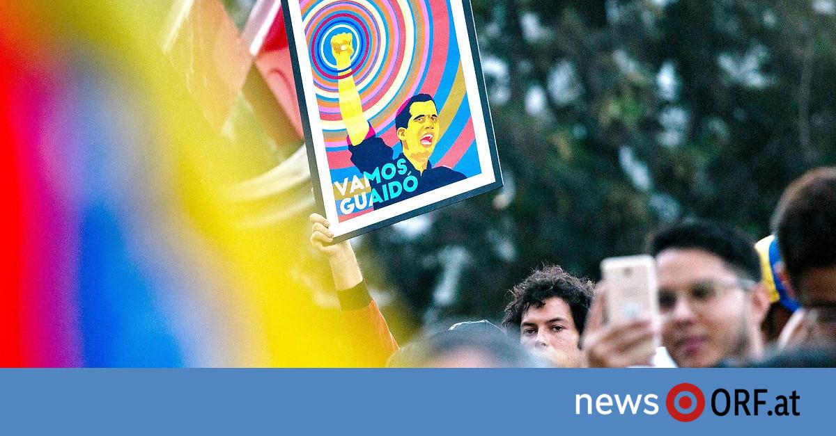 Nach Putschversuch: Guaido will Maduro mit Streiks verdrängen