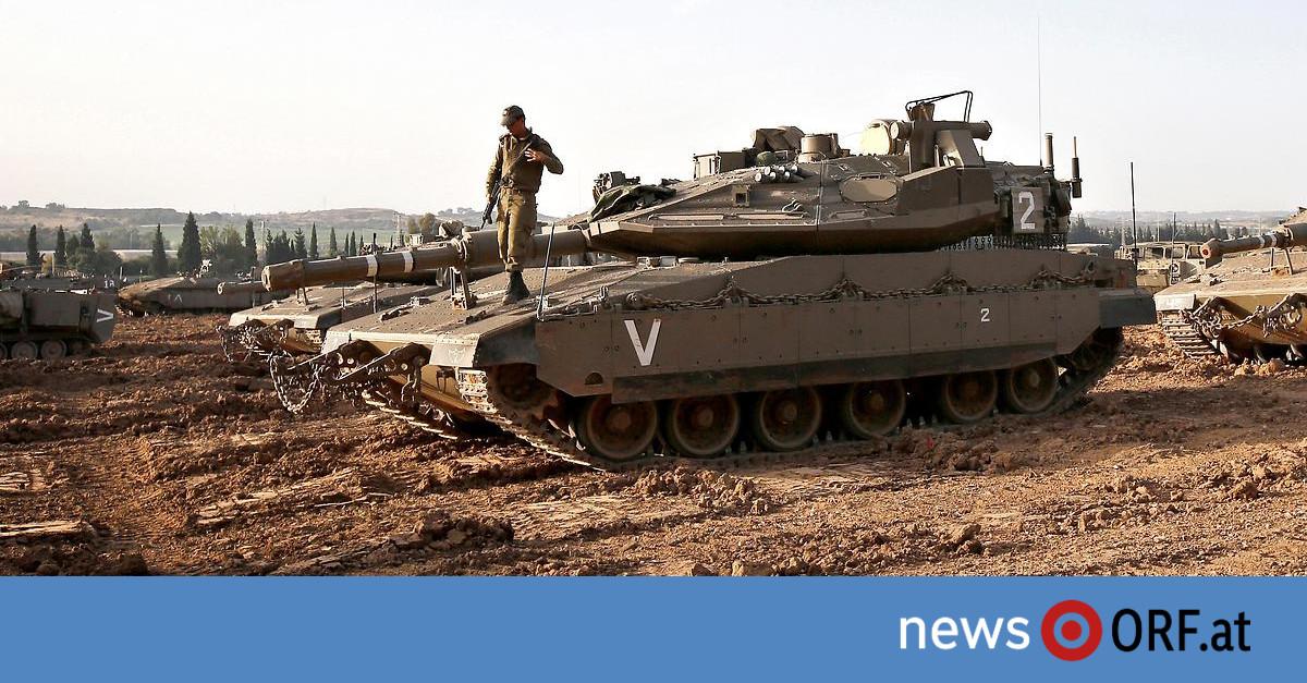 Gaza vs. Israel: Waffenruhe kurz vor Song Contest