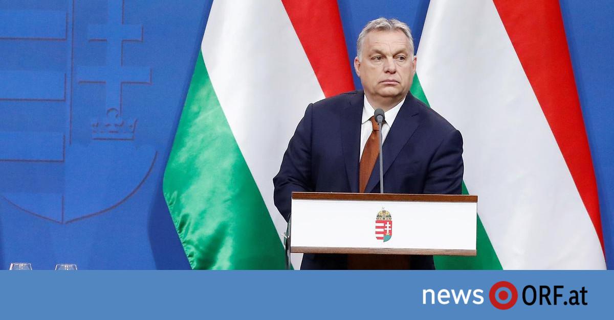 Abwendung von EVP: Orban unterstützt Weber nicht mehr