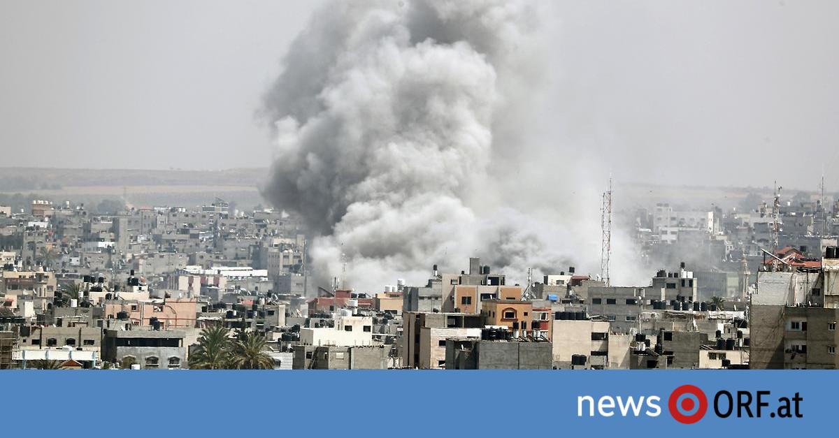 Israel – Gaza: Netanjahu ordnet Offensive an