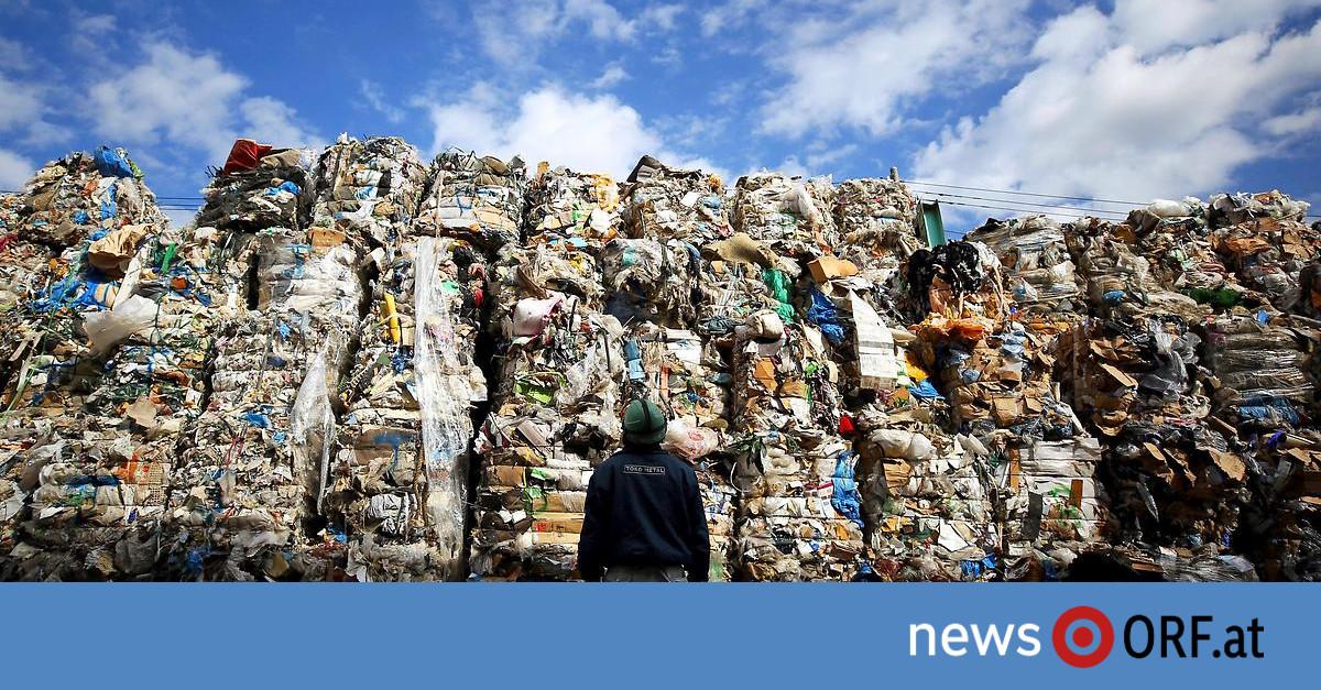 UNO: Globaler Pakt gegen Plastikmüll