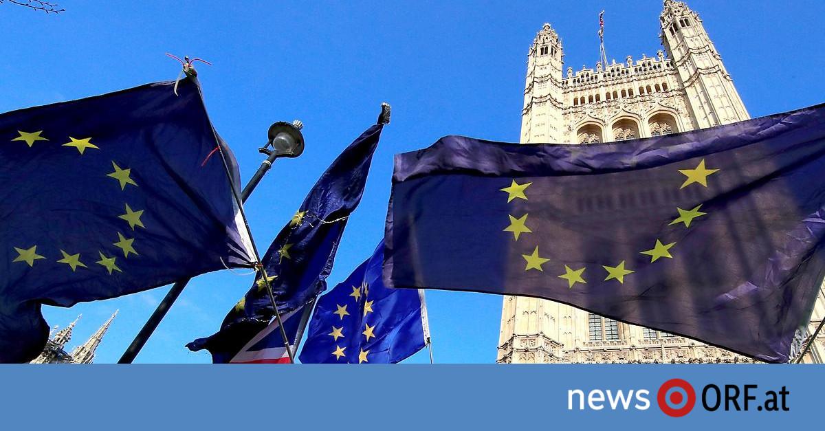 London bestätigt: Briten nehmen an EU-Wahl teil