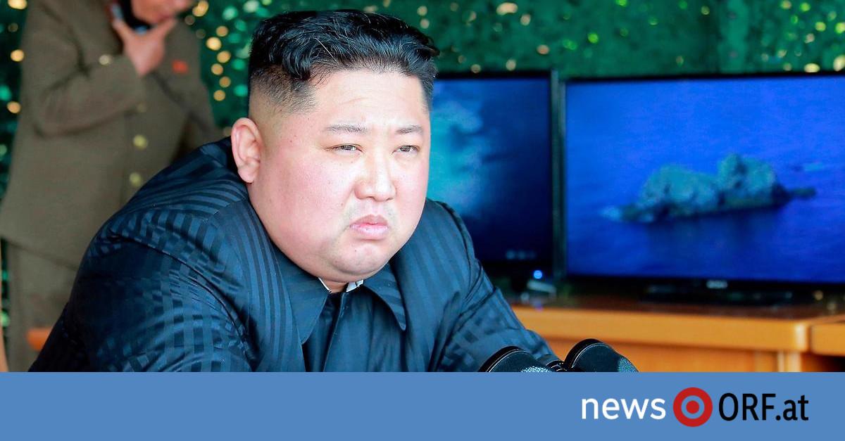 Südkorea: Nordkorea feuerte Geschoße ab