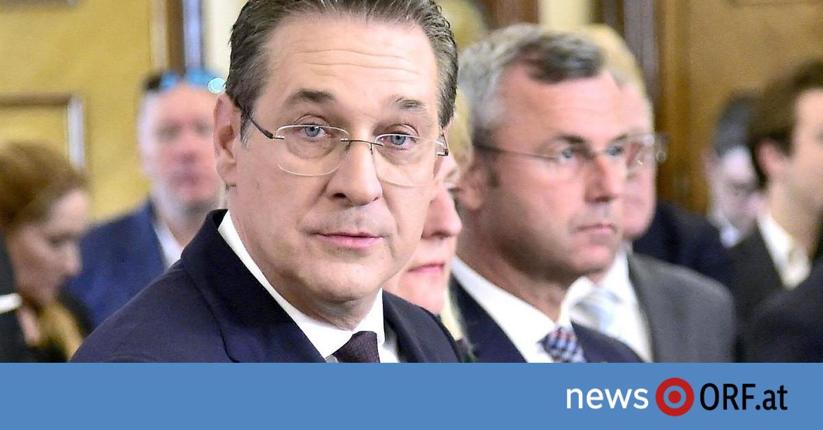 """""""Ibiza-Video"""": Strache erklärt Rücktritt"""