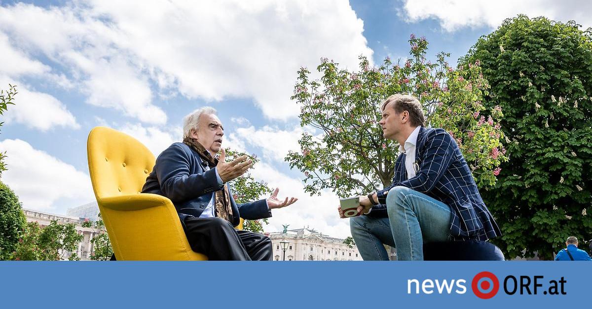 """""""Der gelbe Sessel"""": Voggenhuber gegen EU der """"Reichsfürsten"""""""