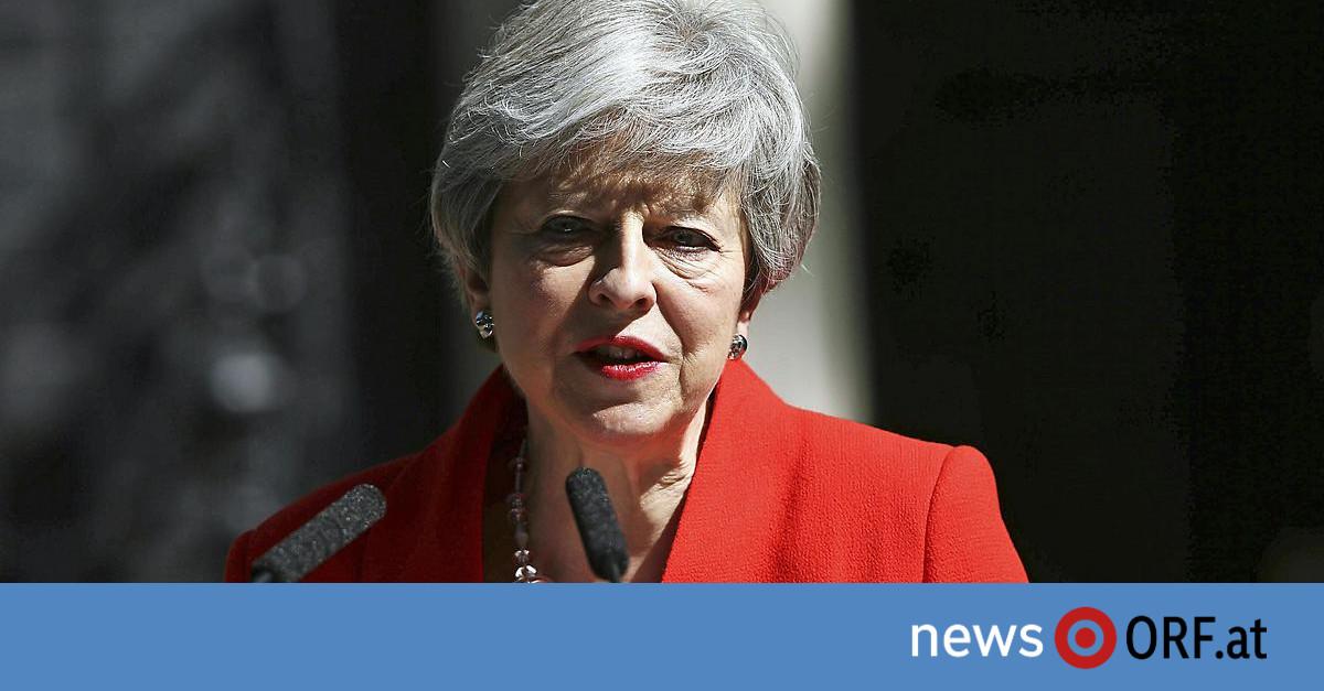 Brexit-Debakel: May kündigt Rücktritt für 7. Juni an