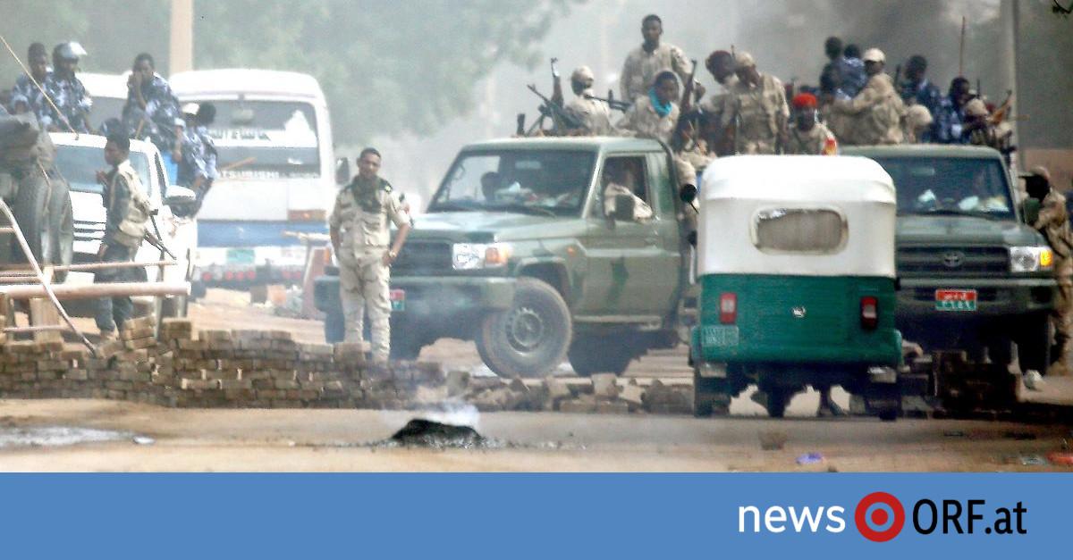 Dutzende Tote im Sudan: Militär sagt Opposition den Kampf an