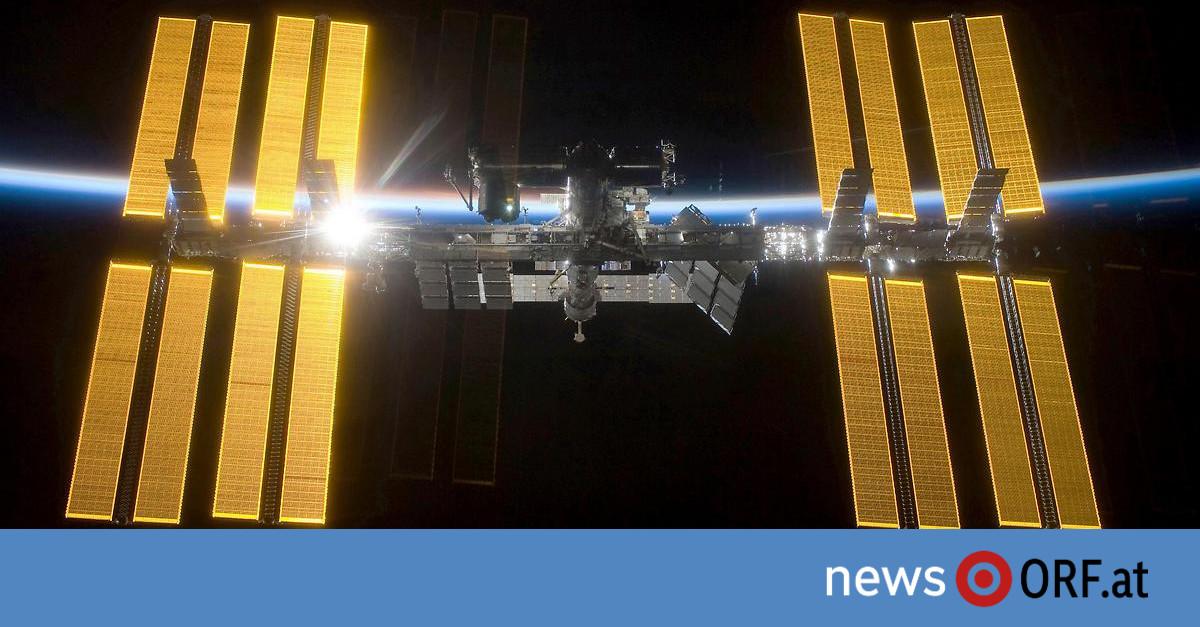 Auf ISS: NASA bietet Urlaub im All