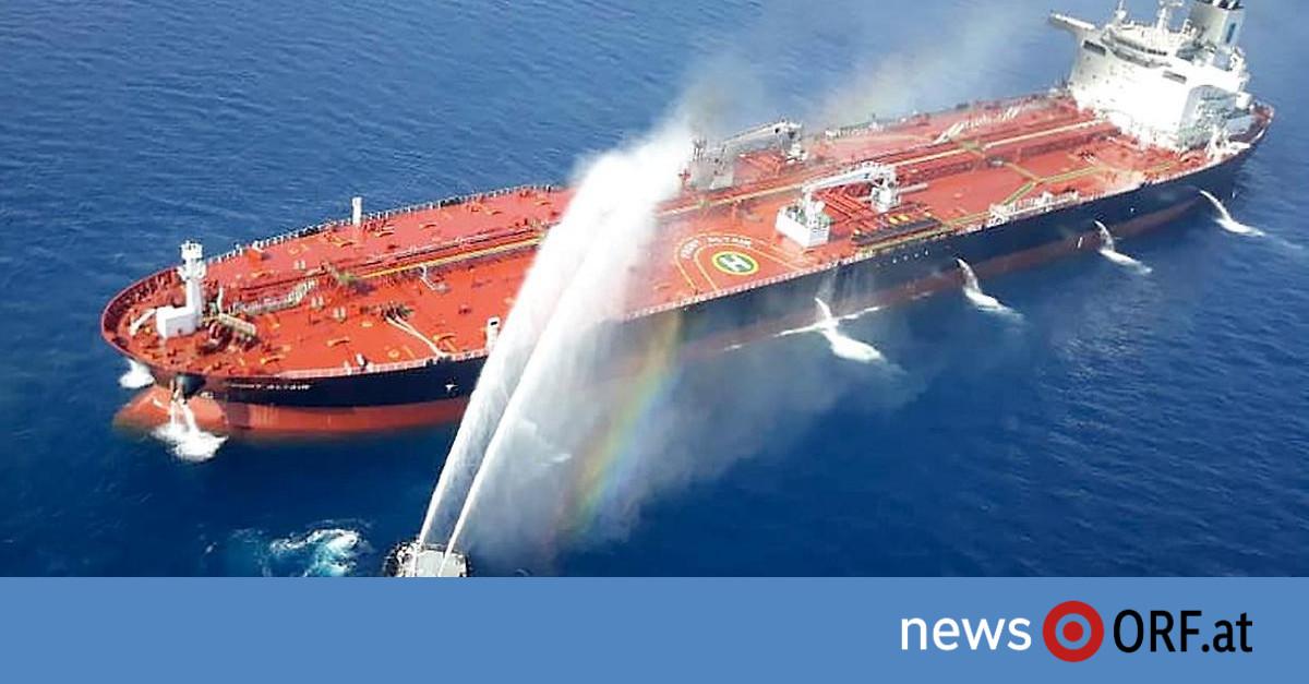 """Angriffe auf Tanker: Iran wirft USA """"Sabotagediplomatie"""" vor"""