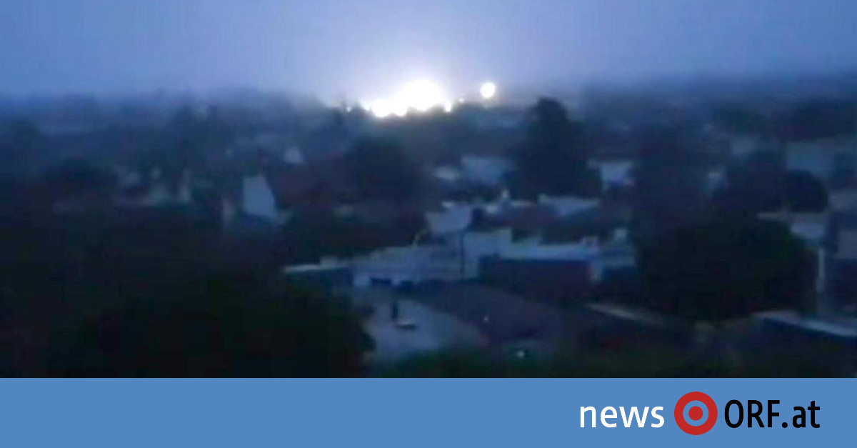 Millionen Menschen betroffen: Riesiger Stromausfall in Südamerika