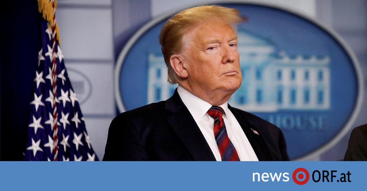 Militärschlag: Trump erklärt Abbruch von Angriff auf Iran