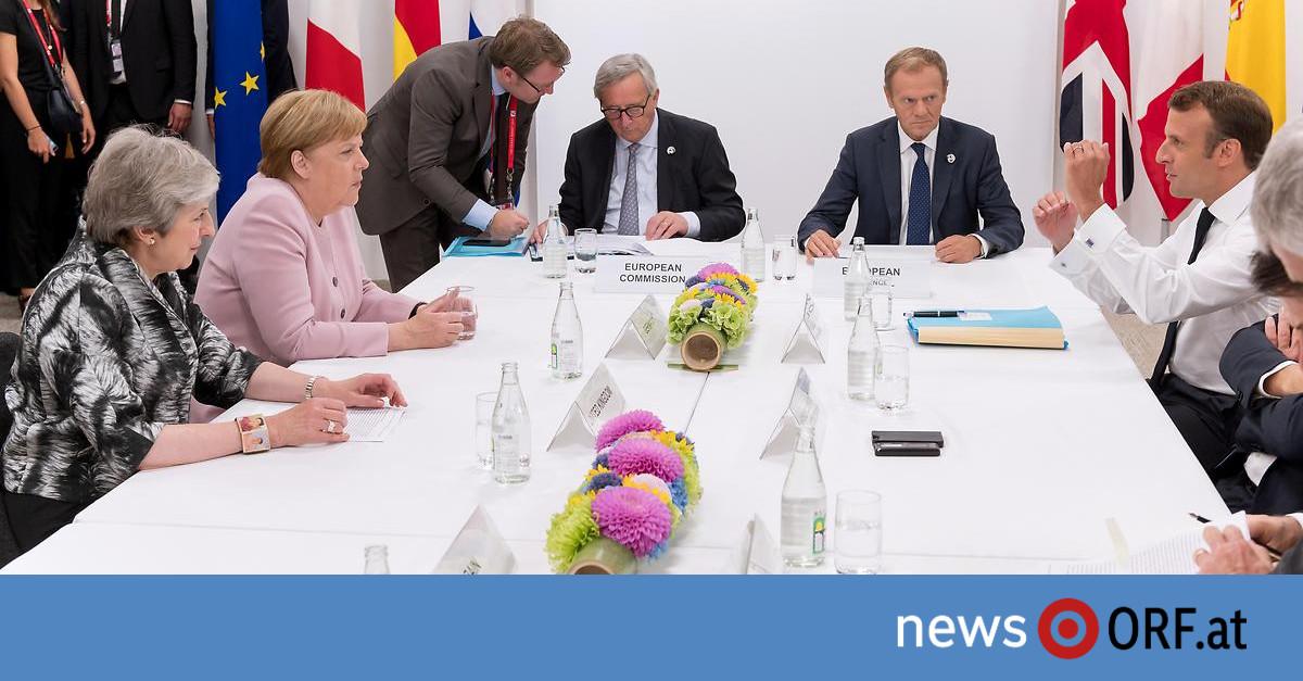 Trotz Klimastreits: G-20-Staaten einig bei Gipfelerklärung