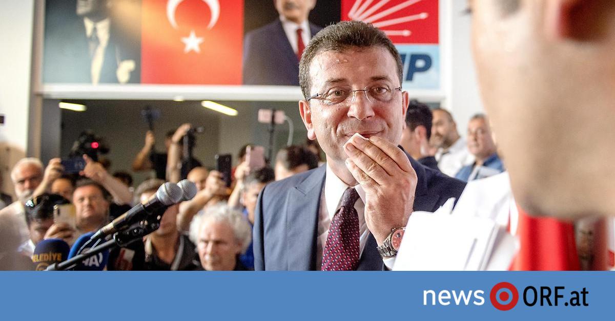 Schlappe für Erdogan: Erdrutschsieg der Opposition in Istanbul