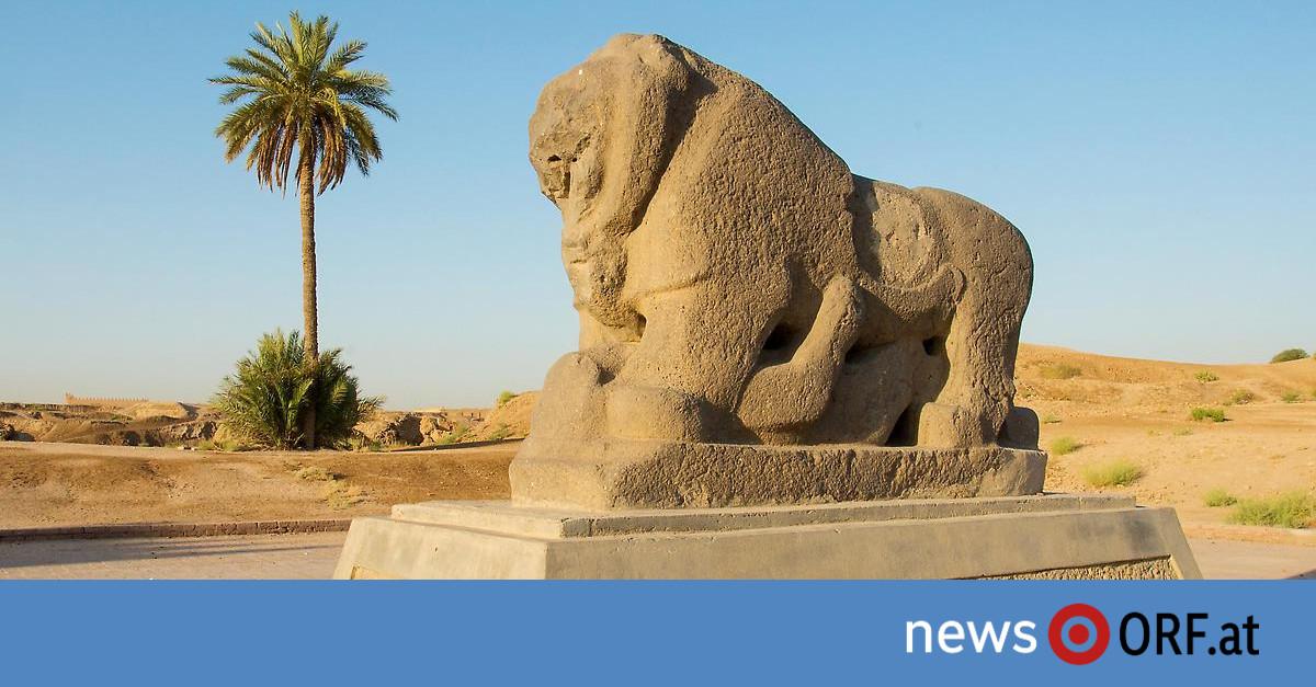 UNESCO: Antikes Babylon nun Weltkulturerbe
