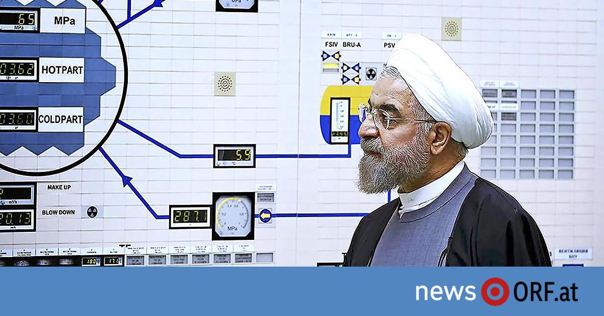 """""""In wenigen Stunden"""": Iran kündigt Bruch von Atomabkommen an"""