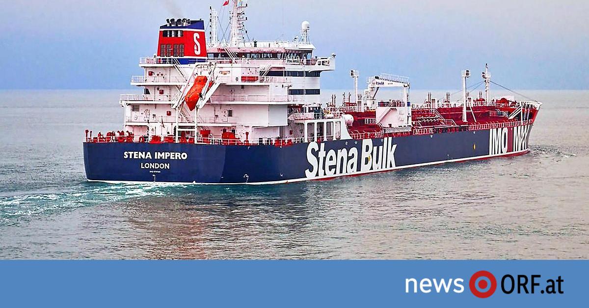 Straße von Hormus: Iran stoppt britische Öltanker