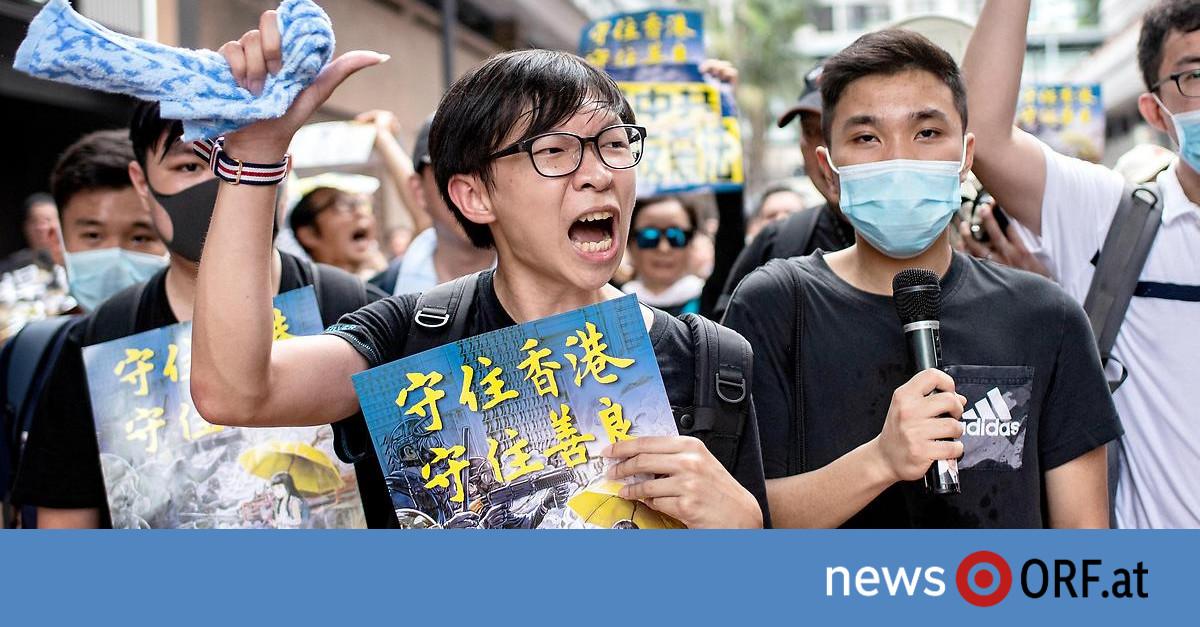 Hongkong: Demonstranten weiten Proteste aus
