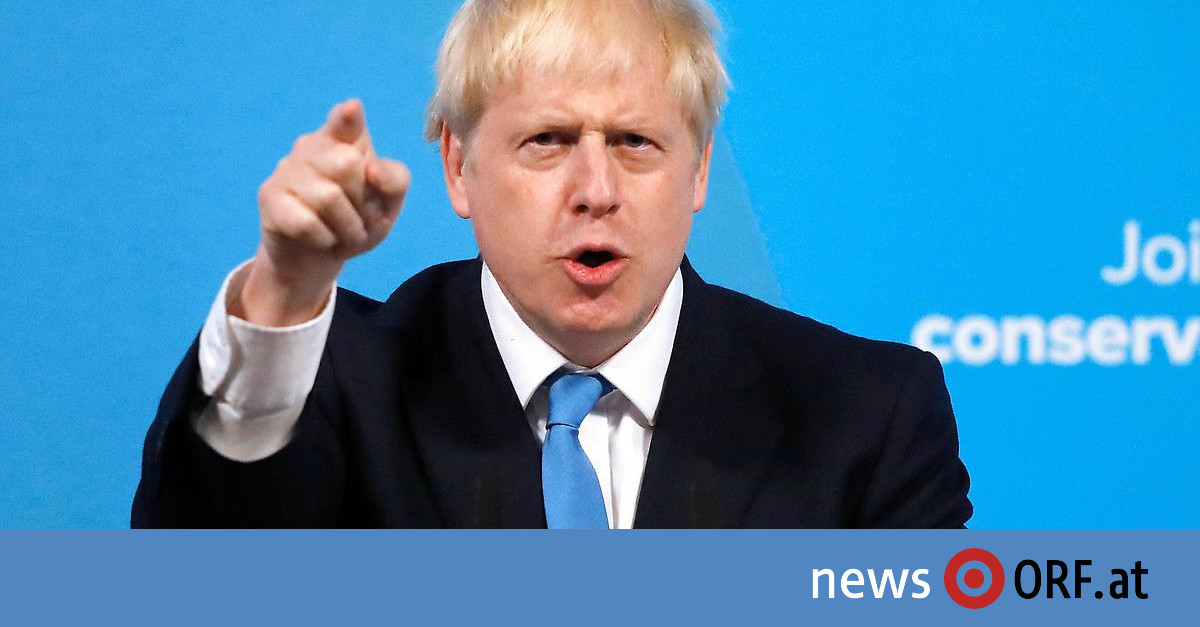 "Johnson folgt May: ""Showman-Premier"" auf Kollisionskurs"