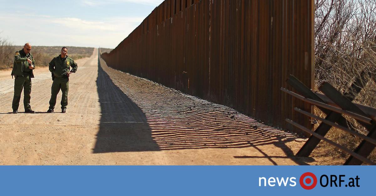 Grenze zu Mexiko: US-Höchstgericht gibt Geld für Mauer frei