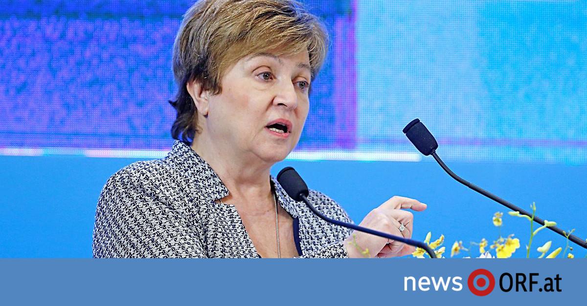 Von EU nominiert: Georgiewa auf dem Weg zur IWF-Spitze