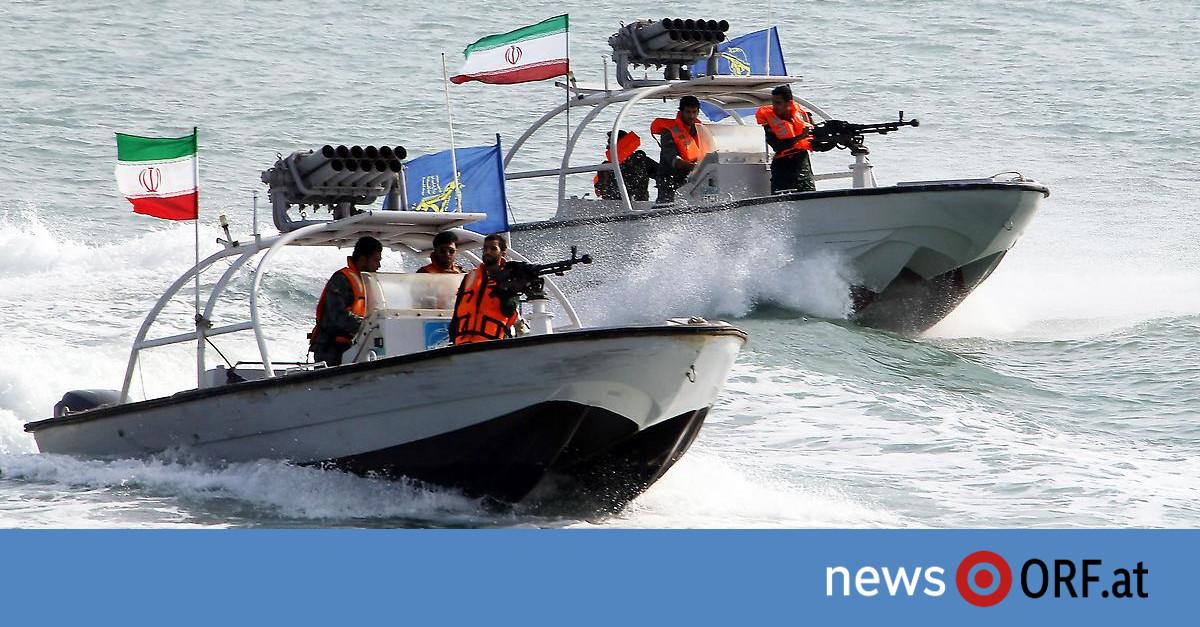 Weiter Spannungen: Iran setzt erneut Öltanker fest