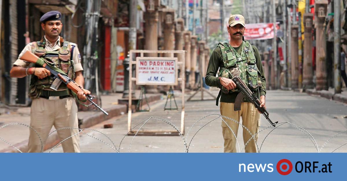 Konflikt vor Eskalation: Indien streicht Kaschmirs Sonderstatus