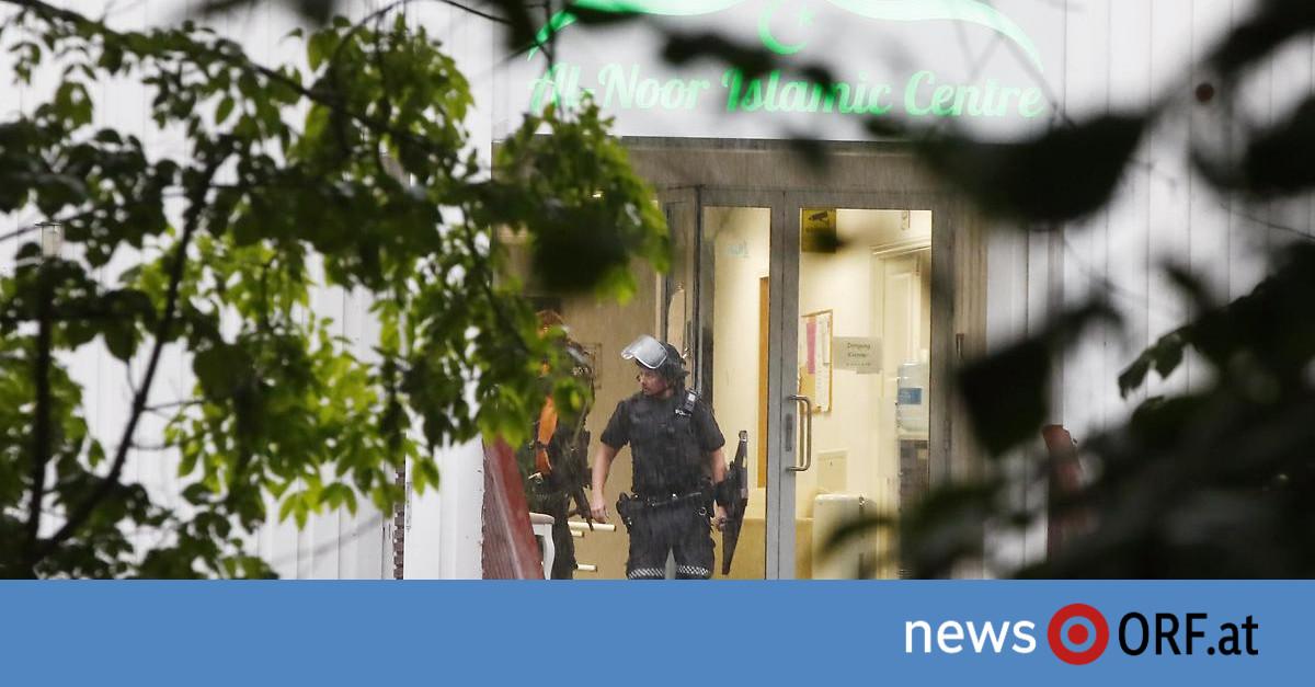 Norwegische Polizei: Angriff auf Moschee als Terror eingestuft