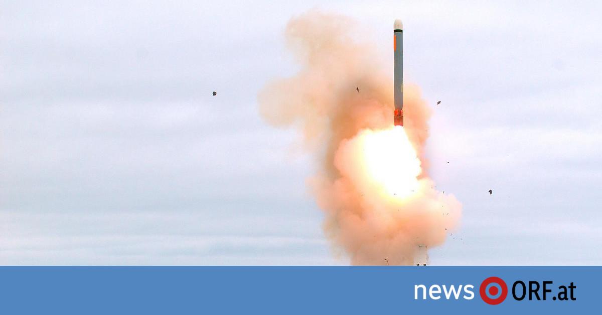Raketentests: Anspannung bei Militärmächten