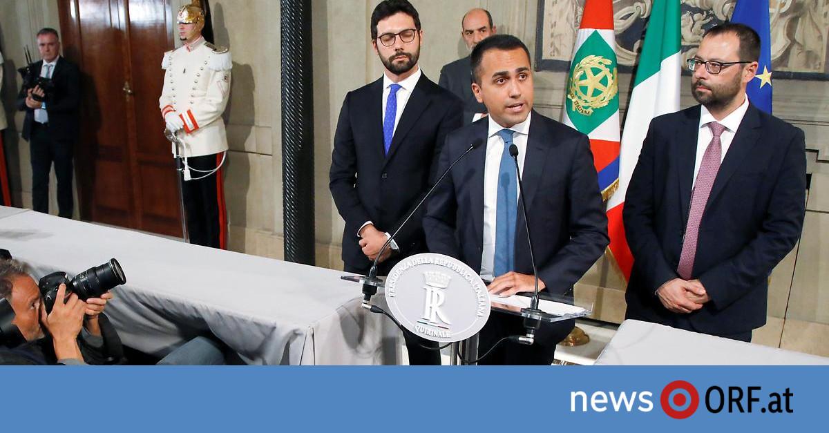 Einigung in Italien: Fünf Sterne und PD wollen Koalition bilden