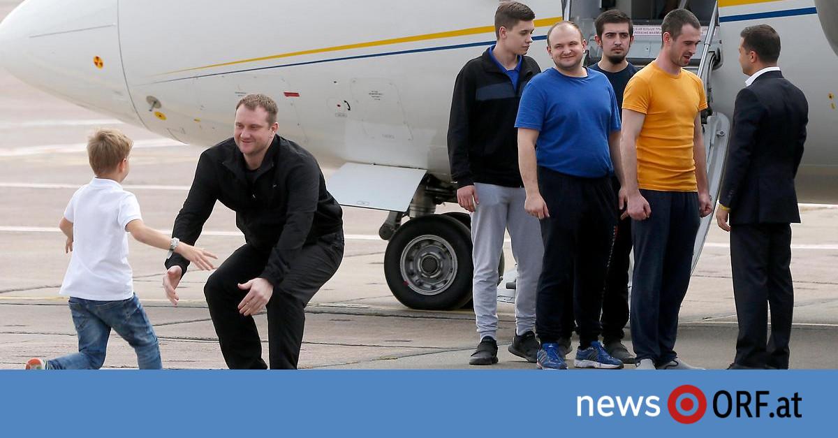 Gefangene ausgetauscht: Leichtes Tauwetter zwischen Moskau und Kiew