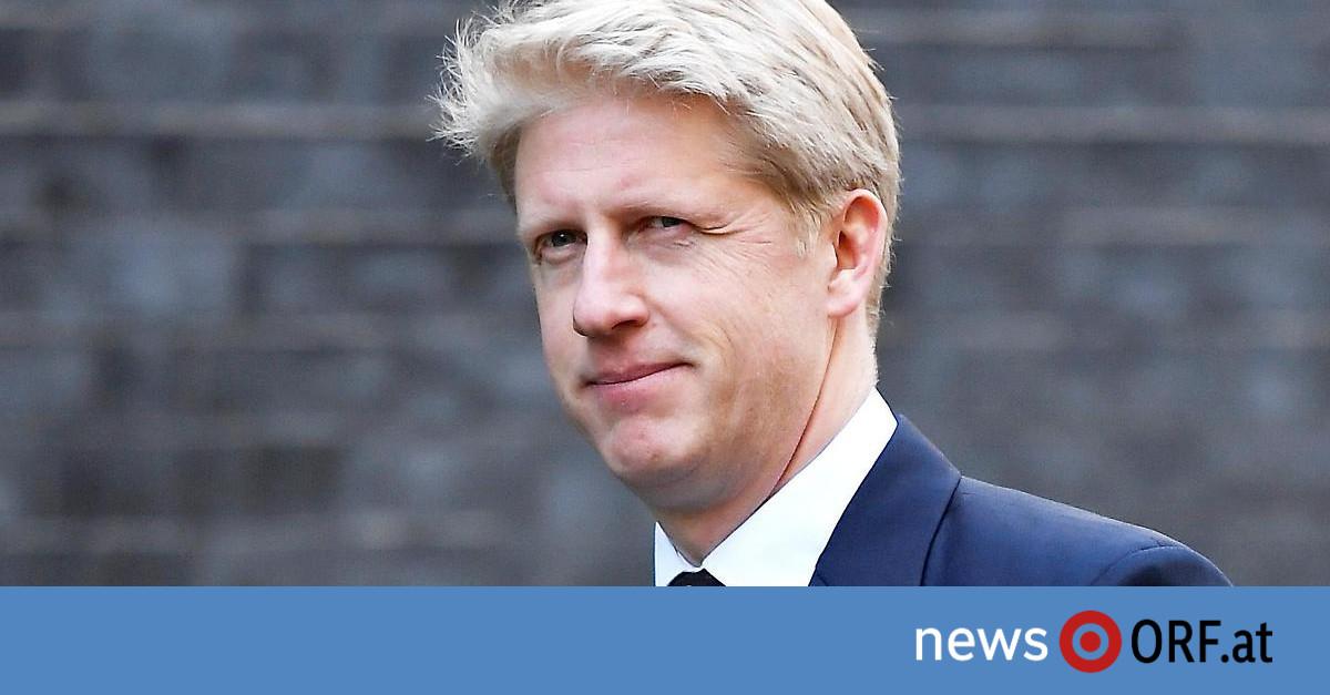 """""""Ich war zerrissen"""": Boris Johnsons Bruder legt Amt nieder"""