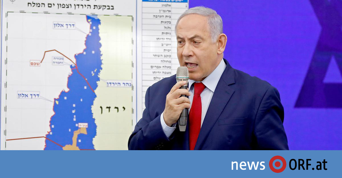 Nahost-Konflikt: Scharfe Kritik an Annexionsplan