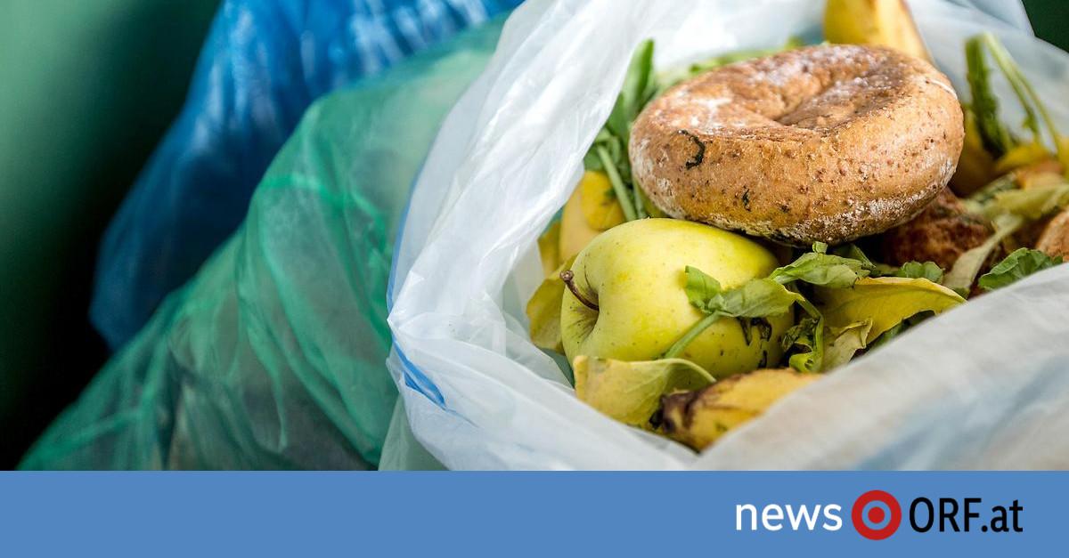 Lebensmittel: ÖVP und SPÖ für Wegschmeißverbot