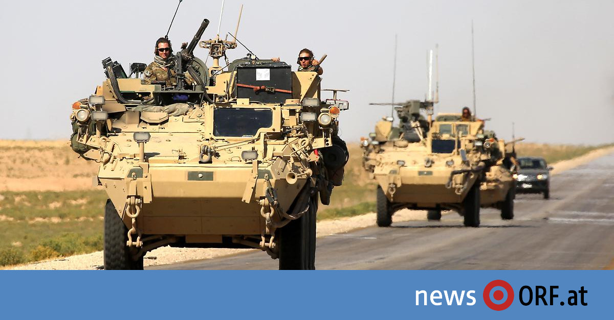 Schlag für Kurden: USA lassen Türkei in Nordsyrien freie Hand