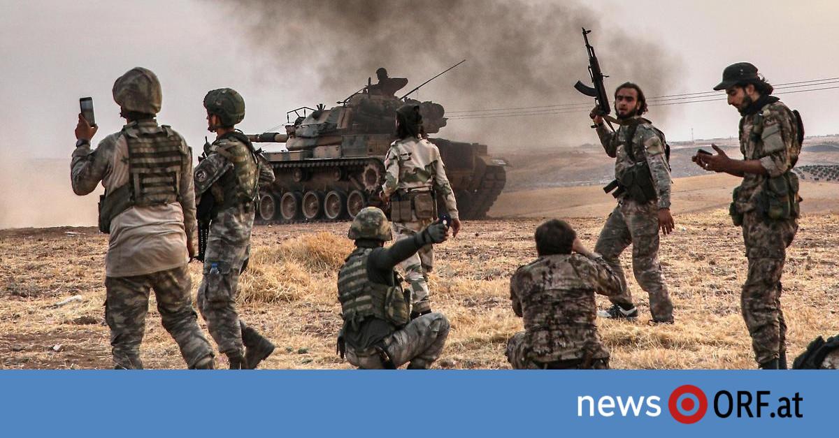 Türkei-Sanktionen: Druck soll US-Syrien-Debakel wieder richten