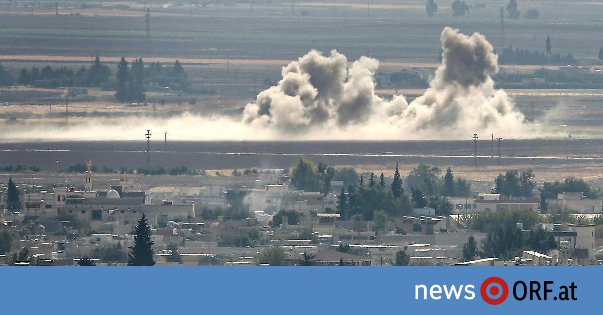 Türkische Offensive: Damaskus schickt Truppen an Grenze