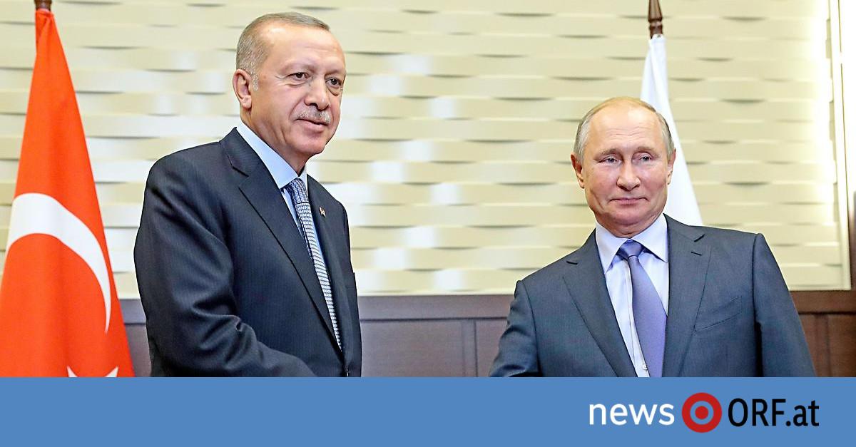 Nach Gespräch mit Putin: Türkei verlängert Waffenruhe in Nordsyrien